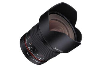 Samyang 10mm f/2.8 ED AS NCS CS Lens for Fuji X - FREE DELIVERY