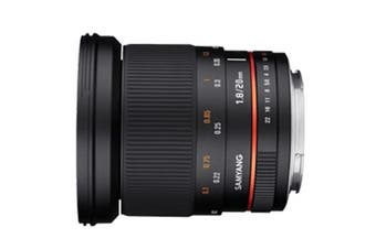 Samyang 20mm f/1.8 ED AS UMC (M4/3) - FREE DELIVERY