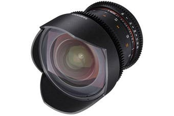Samyang 14mm T3.1 ED AS IF UMC VDSLR II for Canon - FREE DELIVERY