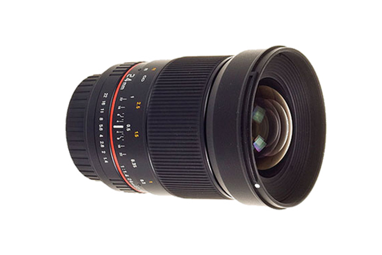 Samyang 24 mm f/1.4 ED AS UMC for Sony Lens (6 MONTH WARRANTY)