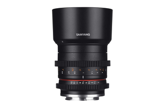 Samyang 50mm T1.3 AS UMC CS Lens for Sony E - FREE DELIVERY