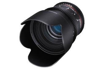 Samyang 50mm T1.5 AS UMC Cine Lens for Nikon - FREE DELIVERY