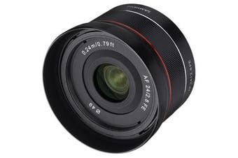 Samyang AF 24mm F2.8 FE Sony E - FREE DELIVERY