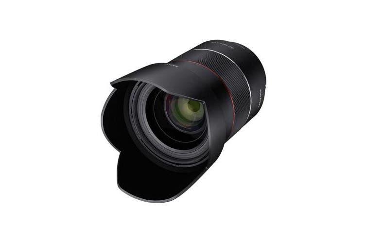 Samyang AF 35mm F1.4 FE Sony E Lens - FREE DELIVERY