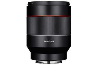 Samyang AF 50mm F1.4 FE Sony E Lens - FREE DELIVERY
