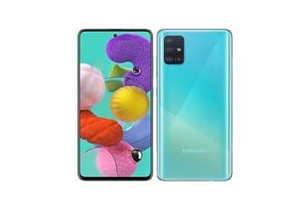 Samsung Galaxy A51 Dual SIM 4G LTE (6GB RAM, 128GB, Blue) - FREE DELIVERY