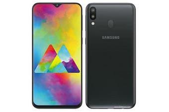 Samsung Galaxy M20 Dual SIM 4G LTE (3GB RAM, 32GB, Black) - FREE DELIVERY