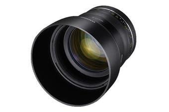 Samyang Premium MF XP 85mm f/1.2 (Canon) - FREE DELIVERY