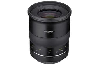 Samyang XP 50mm f/1.2 (Canon) - FREE DELIVERY