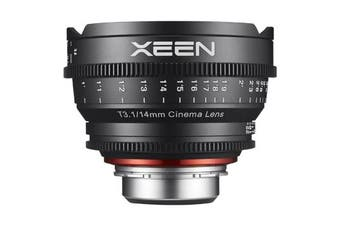 Samyang Xeen 14mm T3.1 Lens for Canon EF - FREE DELIVERY