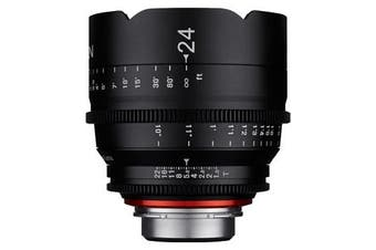 Samyang Xeen 24mm T1.5 Lens for Sony - FREE DELIVERY