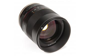 Samyang 85mm f/1.8 ED UMC CS Lens for Sony E - FREE DELIVERY