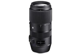 Sigma 100-400mm F5-6.3 DG OS HSM | C (Canon) Lens - FREE DELIVERY