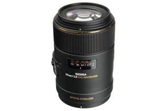 Sigma 105mm f/2.8 MACRO EX DG OS HSM Lens Nikon Mount - FREE DELIVERY