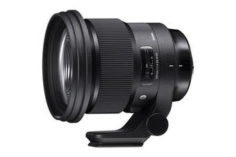 Sigma 105mm f/1.4 DG HSM (Art) Lens (Sony E) - FREE DELIVERY