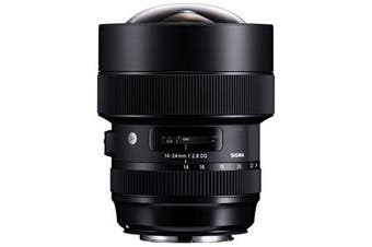 Sigma 14-24mm F/2.8 DG HSM (Art) Lens (Canon) - FREE DELIVERY
