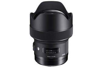 Sigma 14mm f/1.8 DG HSM Art Canon Lens - FREE DELIVERY