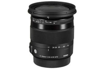 Sigma 17-70mm f/2.8-4 DC OS HSM Contemporary Canon Lens - FREE DELIVERY