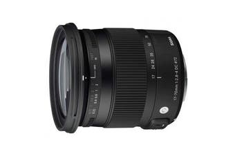 Sigma 17-70mm f/2.8-4 DC OS HSM Contemporary Nikon Lens - FREE DELIVERY