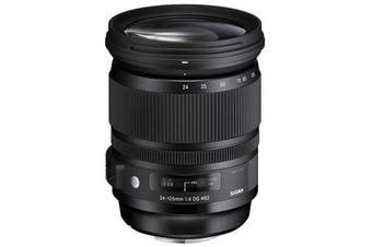 Sigma 24-105mm f/4 DG OS HSM Art Lens (Canon) - FREE DELIVERY