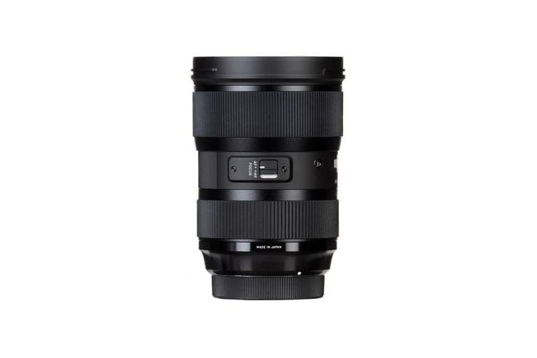 Sigma 24-35mm f/2 DG HSM Art Nikon Lens - FREE DELIVERY