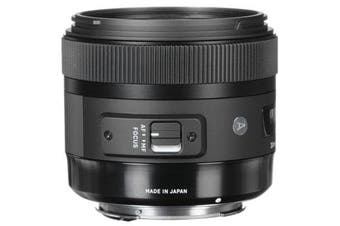 Sigma 30mm f/1.4 DC HSM Art Lens Canon Mount - FREE DELIVERY