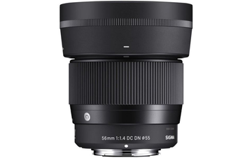 Sigma 56mm f/1.4 DC DN Contemporary Lens for Sony E - FREE DELIVERY