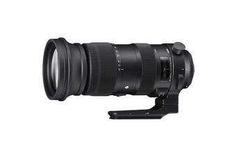 Sigma 60-600mm F4.5-6.3 DG OS HSM Sport Lens for Canon - FREE DELIVERY