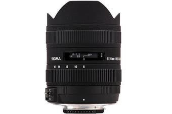 Sigma 8-16mm F4.5-5.6 DC HSM For Canon Lens - FREE DELIVERY