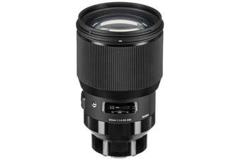 Sigma 85mm F1.4 DG HSM Art (Sony E) - FREE DELIVERY