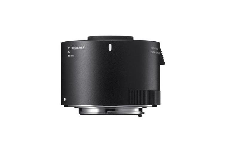 Sigma TC-2001 2x Teleconverter for Canon - FREE DELIVERY