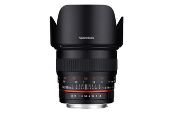 Samyang 50 mm f/1.4 AS UMC Lens for Sony A - FREE DELIVERY