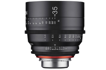 Samyang Xeen CF 35mm T1.5 Lens for Sony E - FREE DELIVERY
