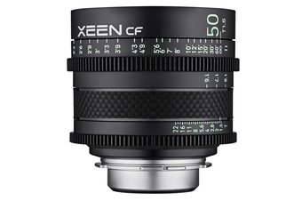 Samyang Xeen CF 50mm T1.5 Lens for Sony E - FREE DELIVERY