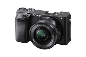 Sony Alpha A6400 (16-50mm) Kit Black - (FREE DELIVERY)