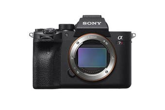 Sony a7R Mark IV Black - (FREE DELIVERY)