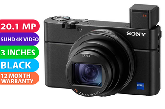Sony Cyber-shot DSC-RX100 VII Camera - FREE DELIVERY