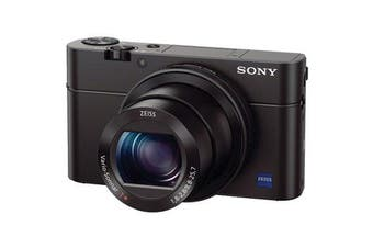 Sony Cyber-shot DSC-RX100 III - (FREE DELIVERY)