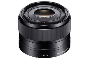 Sony E 35mm F1.8 OSS Lens - FREE DELIVERY