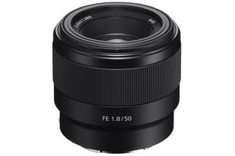 Sony FE 50mm F1.8 Lens - FREE DELIVERY
