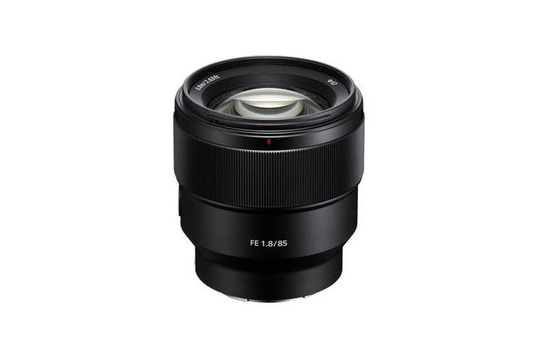 Sony FE 85mm F1.8 Black Lens - FREE DELIVERY