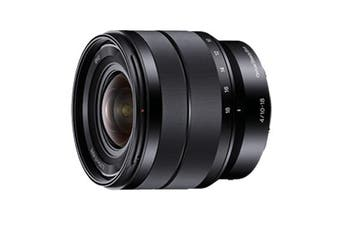 Sony 10-18mm F4 E-mount Lens - FREE DELIVERY