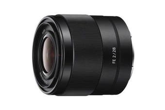 Sony SEL28F20 FE 28mm f/2 Lens - FREE DELIVERY