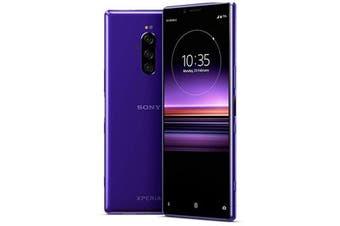 Sony Xperia 1 Dual SIM 4G LTE (128GB , Purple) - FREE DELIVERY