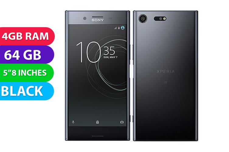 Sony Xperia XZ Premium 64GB Black - Used as Demo