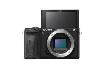 Sony Alpha A6600 Black - (FREE DELIVERY)