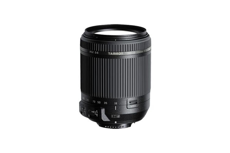 Tamron 18-200mm F/3.5-6.3 Di II VC Lens for Nikon - FREE DELIVERY