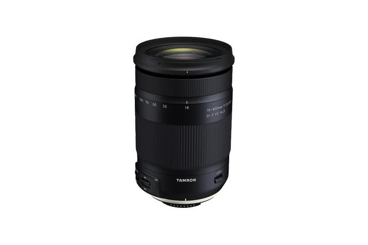 Tamron 18-400mm F3.5-6.3 Di II VC HLD Lens for Nikon - FREE DELIVERY