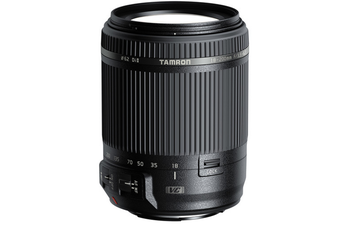 Tamron 18-200mm F/3.5-6.3 Di II VC Lens for Canon - FREE DELIVERY
