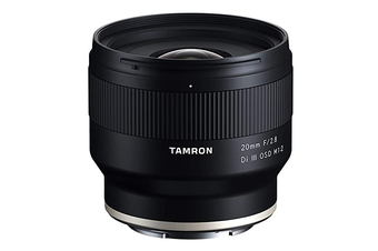 Tamron 20mm F/2.8 Di III OSD M1:2 (F050) Lens for Sony E - FREE DELIVERY